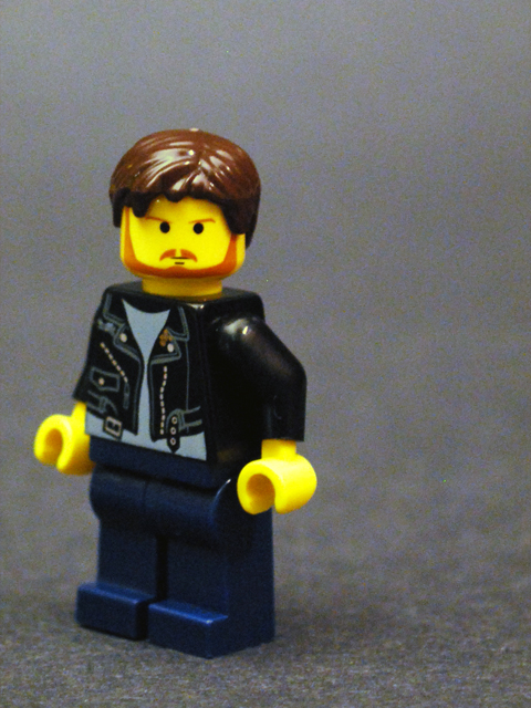 Lego Falling Skies Tom Mason