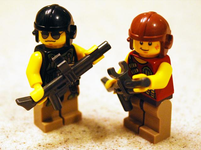 Lego 2nd Mass recruits