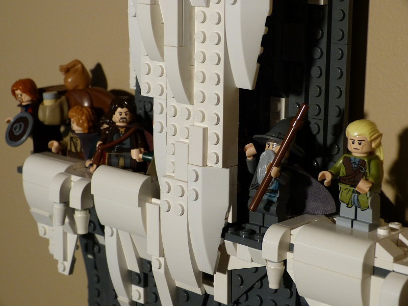 LEGO Lord of the Rings - Path of Caradhras