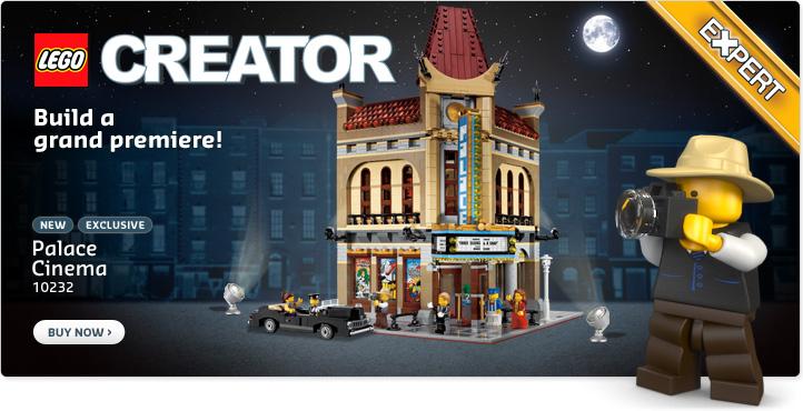 2013 LEGO 10232 Palace Cinema