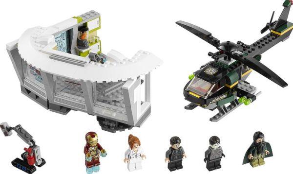 2013 LEGO Iron Man