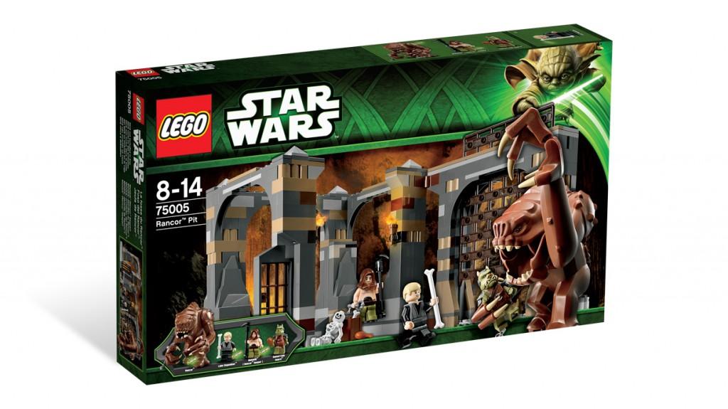 LEGO Rancor Pit