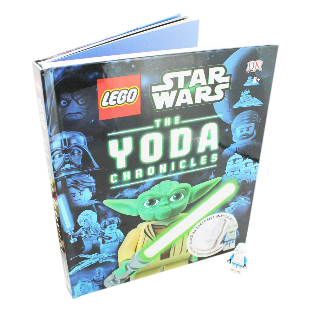 LEGO Star Wars Yoda Chronicles cover