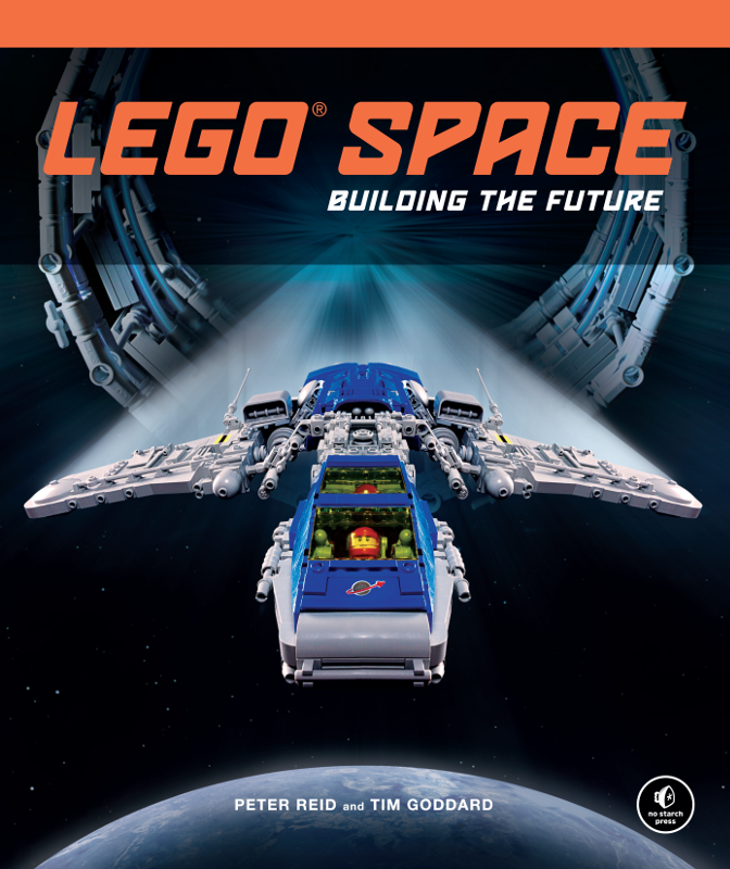 LEGO Space Building the Future cover
