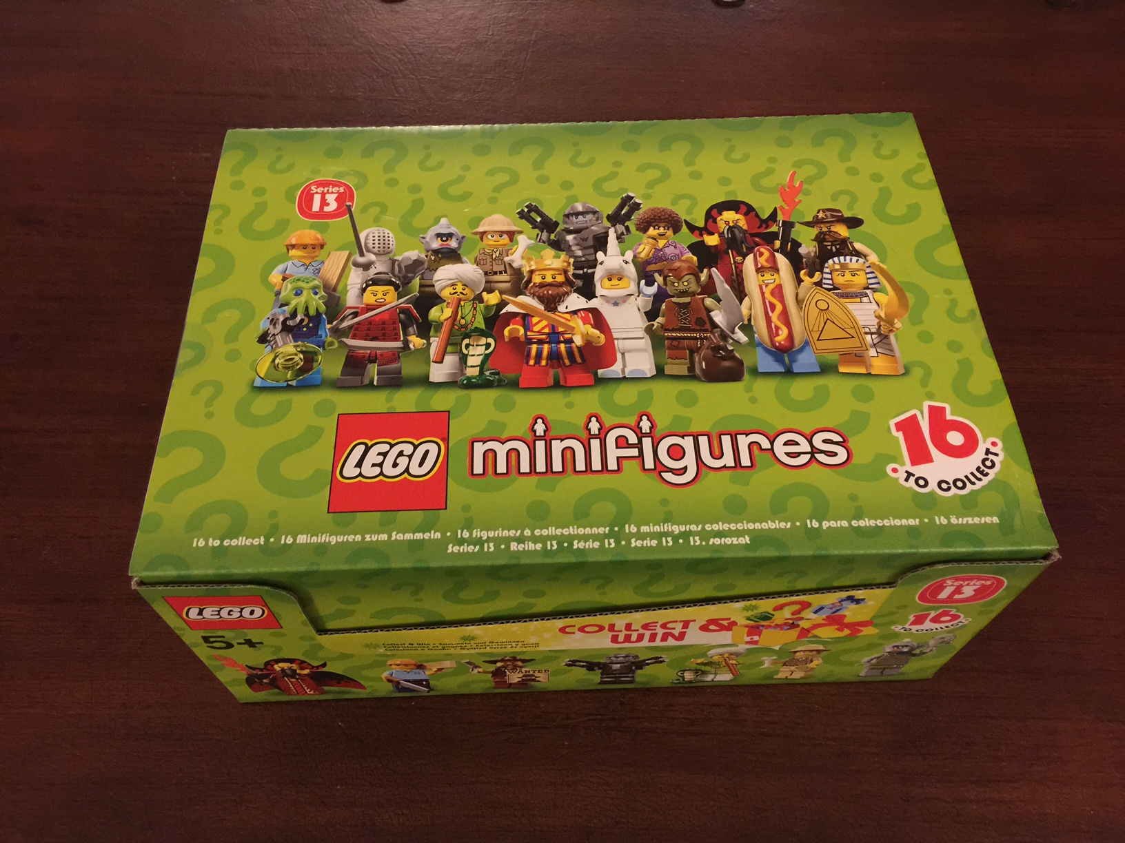 LEGO Collectible Minifigures Series 13