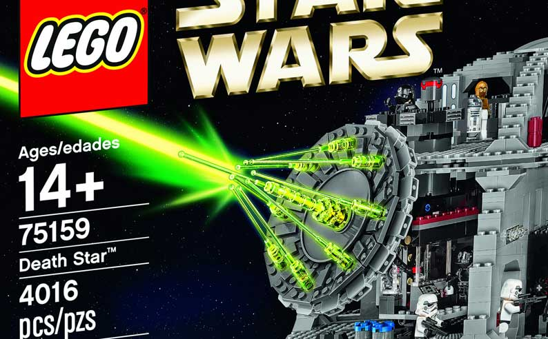 Introducing the new LEGO Death Star 75159