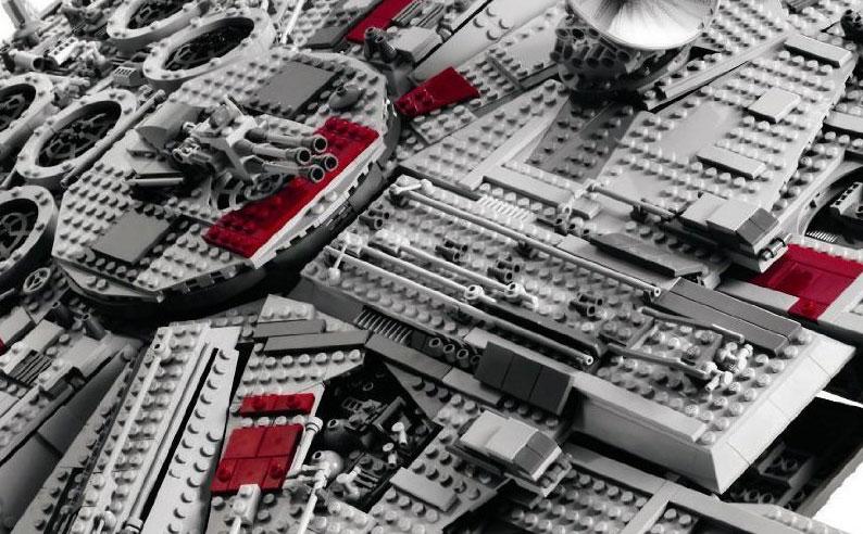 New UCS LEGO Millenium Falcon?