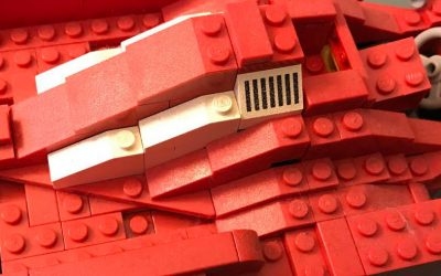 Dusting LEGO – How do you do it? Updated 2/18/17