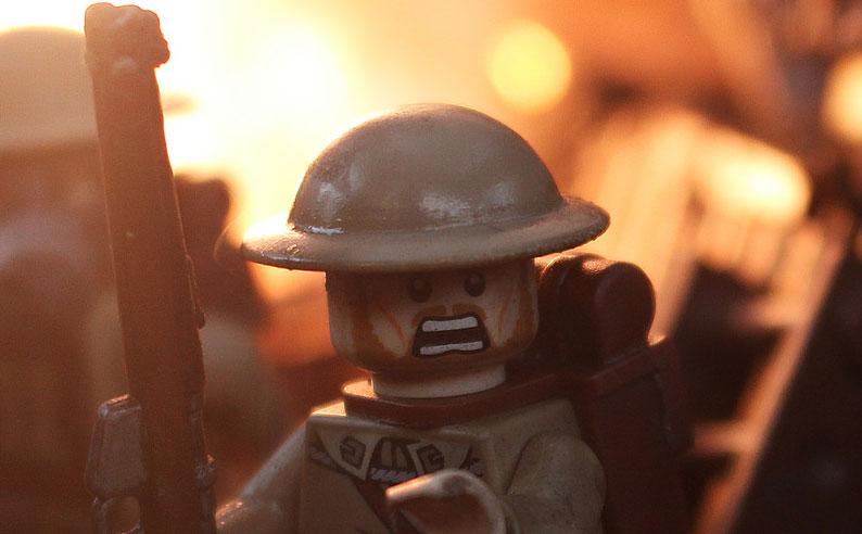 Incredible LEGO photography