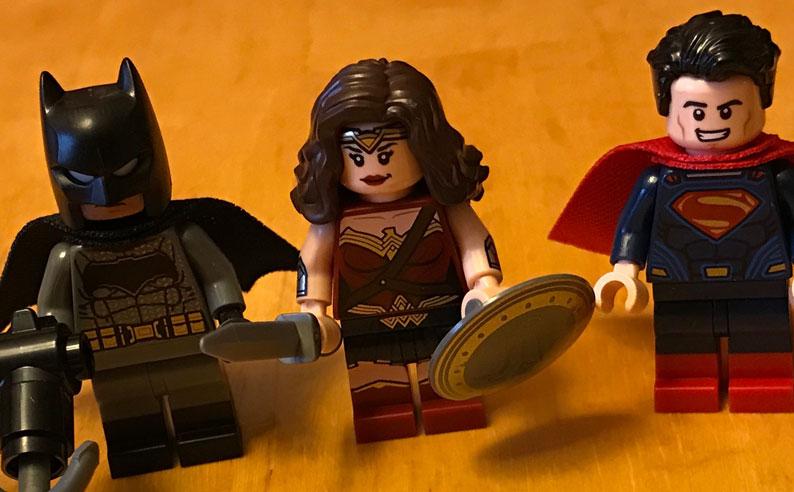 LEGO Batman vs Superman – Review