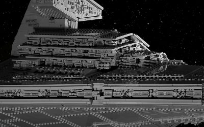 LEGO Star Destroyer – MOC of the Week!