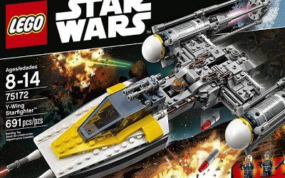 LEGO Star Wars sale on Amazon!
