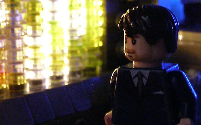Beautiful LEGO photography
