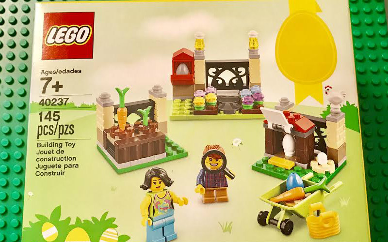 LEGO 40237 Easter Set Review