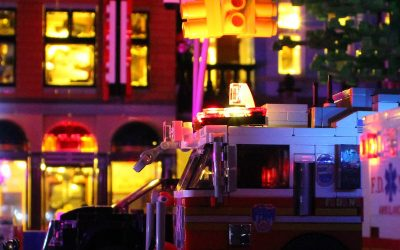 LEGO lighting: You won't believe these are toy models