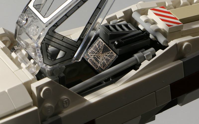 LEGO Star Wars X-Wing – MOC of the Week