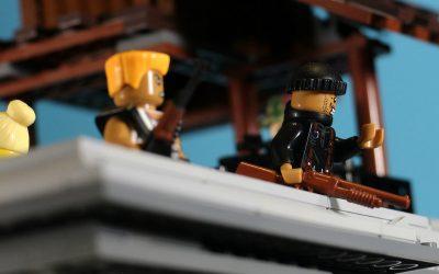 LEGO Zombie Outbreak – MOC of the Week!