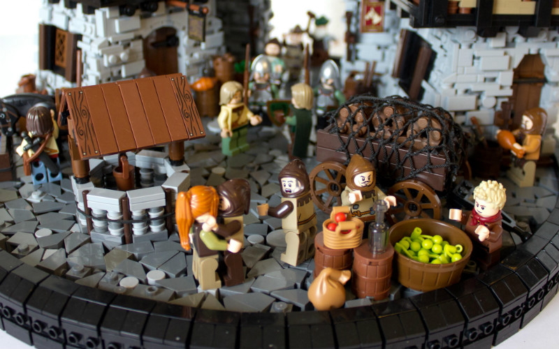 Medieval Fantasy LEGO: The undisputed king!