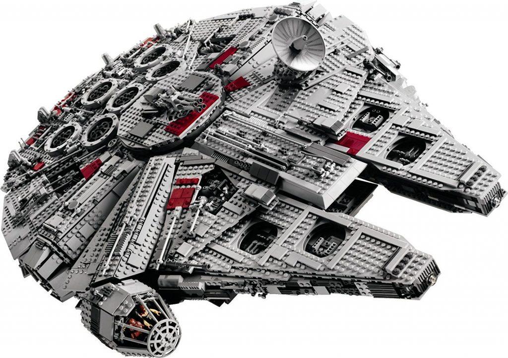 UCS LEGO Millenium Falcon