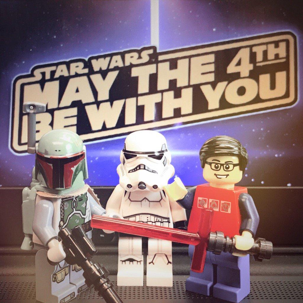Happy Star Wars Day