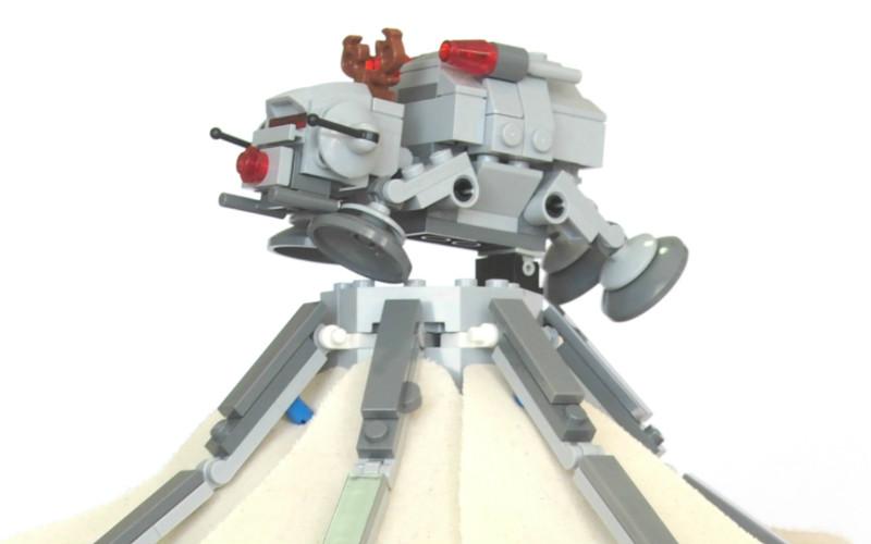 LEGO Star Wars Carousel – Grrrrrrrrrrrr!