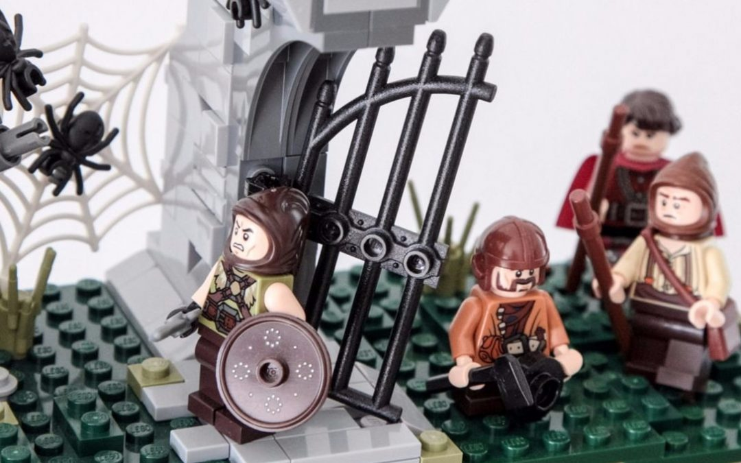 LEGO Dungeons Dragons hits me in the feels
