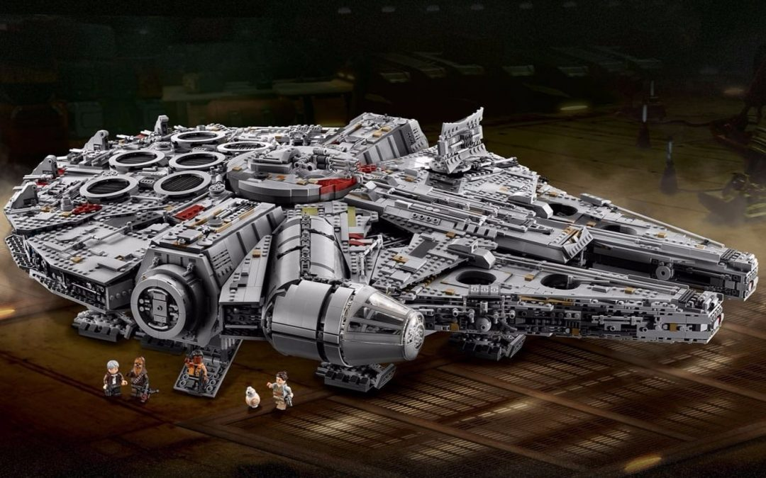 UCS Millenium Falcon VIP sale debacle