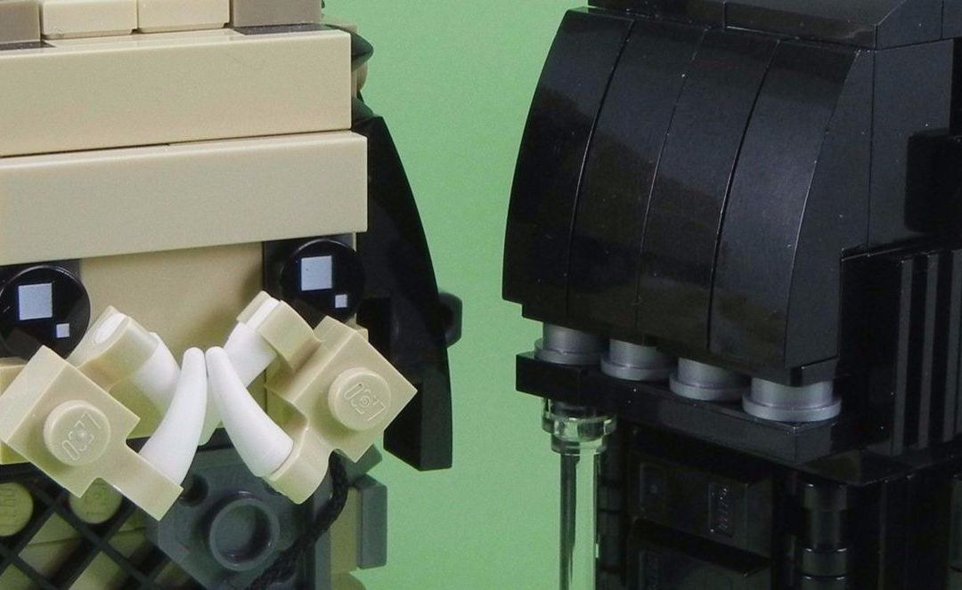 Custom LEGO Brickheadz are pure awesome