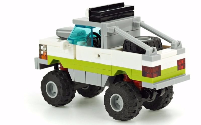LEGO Vehicles: MOC Monday