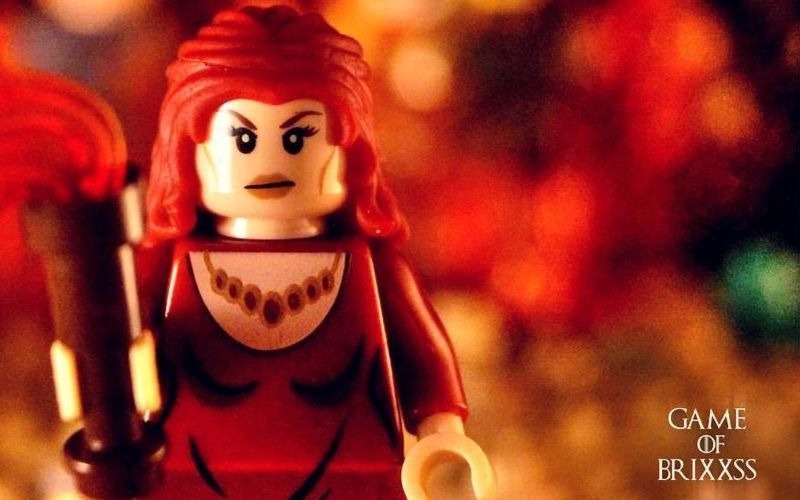 LEGO Game of Thrones – On Instagram