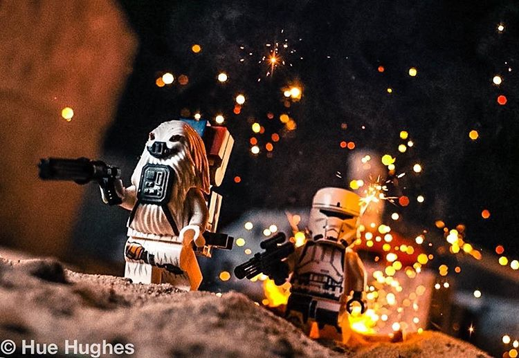 Stunning LEGO Special Effects – On Instagram