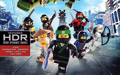 The LEGO Ninjago Movie is available on Bluray and DVD!
