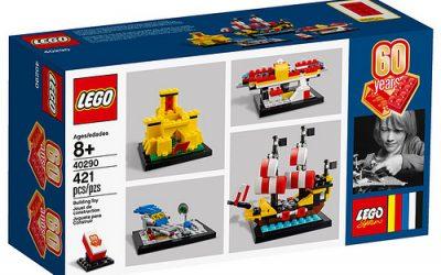 LEGO 60 Years of the Brick promo