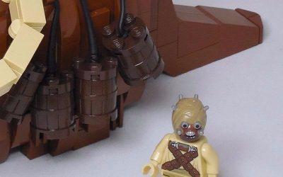 LEGO Bantha – LEGO Tatooine needs this
