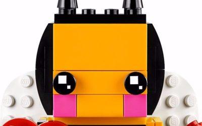 LEGO Seasonal Brickheadz for 2018