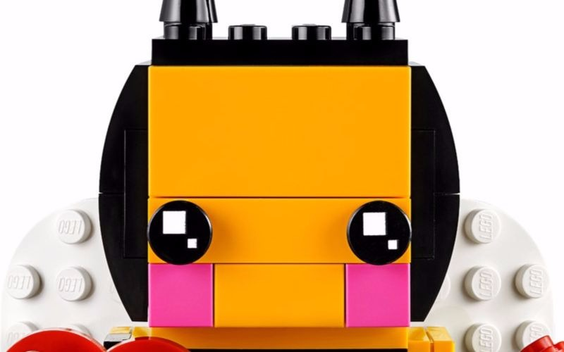 LEGO Seasonal Brickheadz for 2018