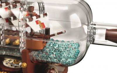 LEGO 21313 Ship In A Bottle