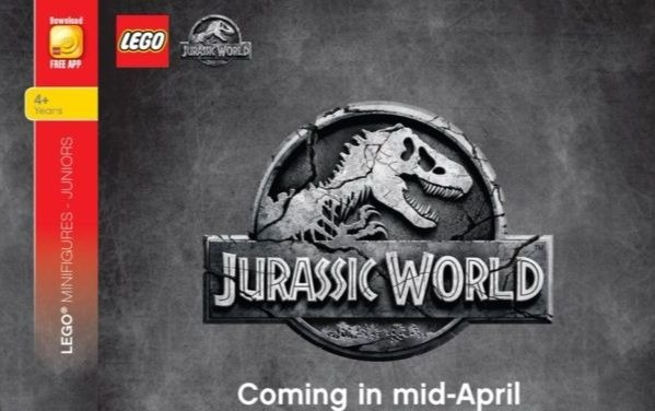 LEGO Jurassic World Fallen Kingdom sets!