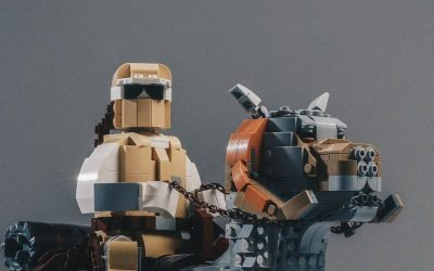 LEGO Star Wars Figures – Not sure what to call them!