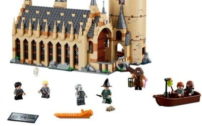 The Return of LEGO Harry Potter!