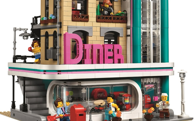 Modular LEGO Building Styles And Advice