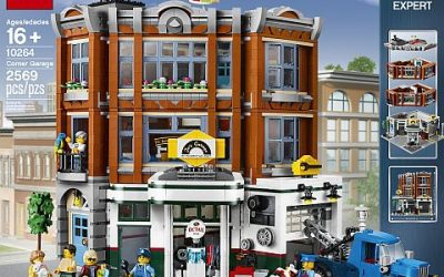 New LEGO modular building coming in 2019 – And I'll probably pass on it.