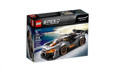 2019 LEGO Speed Champions now available!