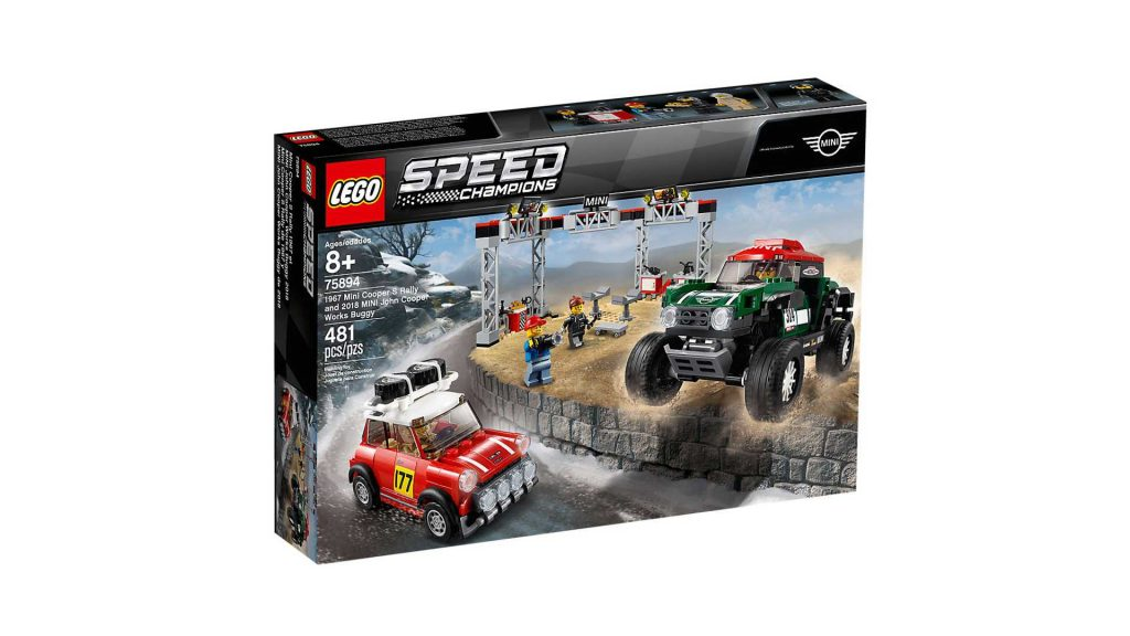 2019 Lego Speed Champions Now Available All About The
