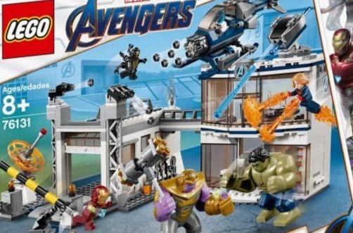 SPOILERS! LEGO Avengers Endgame sets – huh?