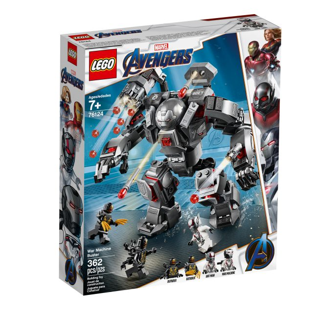 SPOILERS! LEGO Avengers Endgame sets - huh? - All About The