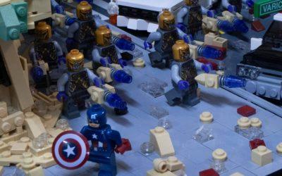 Avengers!  Assemble!  In New York!