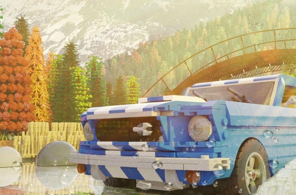 Fantastic Ford Mustang