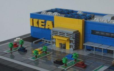 This IKEA model is no April Fool's joke!
