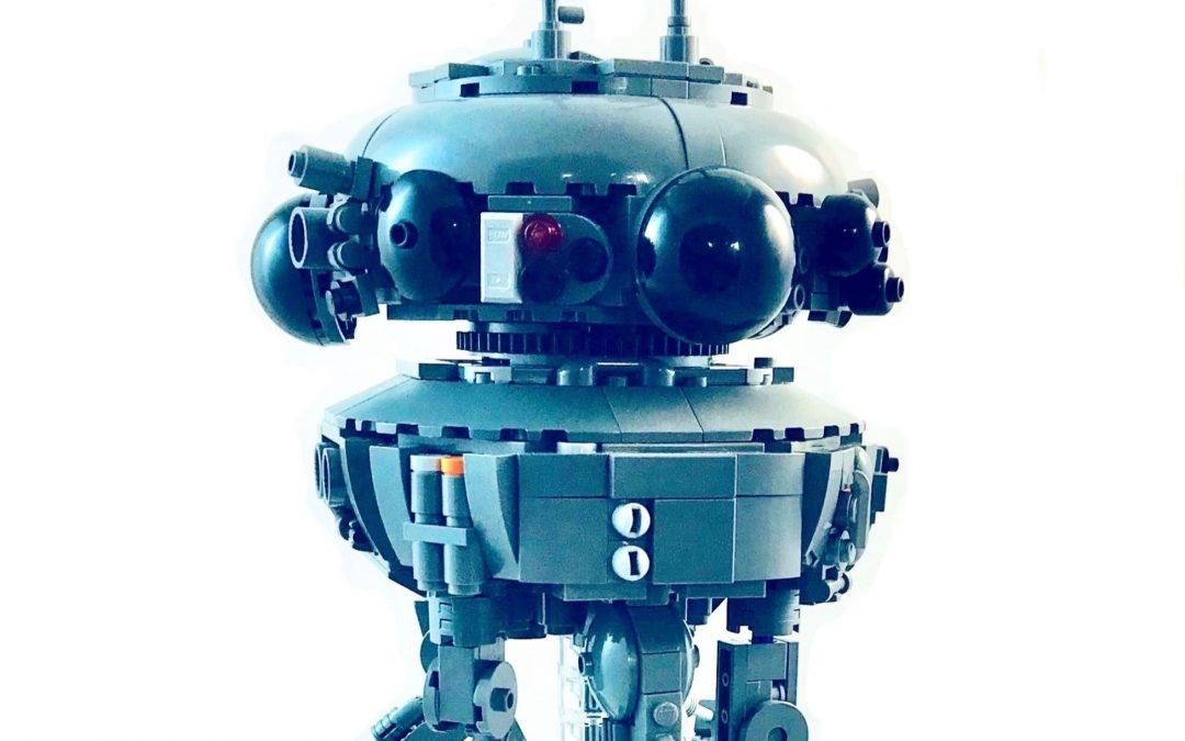 Custom UCS Prode Droid